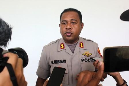 Polisi Mendalami Motif Pembawaan Bendera Bintang Kejora