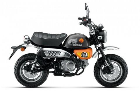 Honda Monkey Edisi Dragon Ball, Terbatas 100 Unit