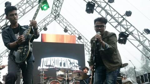 Konser Musikologi Rusuh, Band Ini Mengaku Bersalah