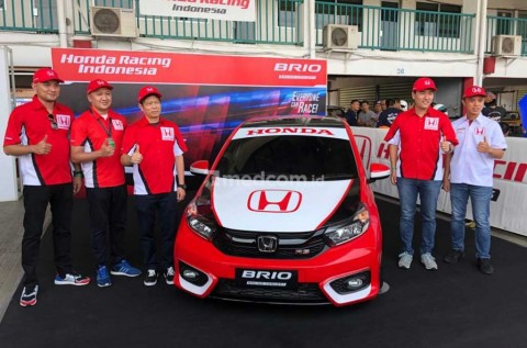 Brio buat Balap Tetap Berbanderol On The Road