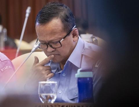 Menteri Edhy Pastikan Tenggelamkan Kapal Pencuri Ikan