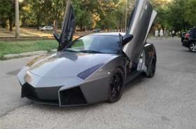 Begini Tampang Mitsubishi Eclipse & Honda Accord jadi Lamborghini KW