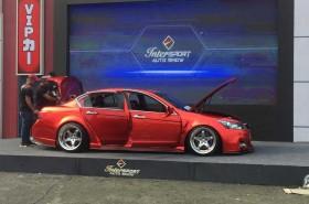 15 Mobil ini, Gaet Status Paling Proper di Intersport Auto Show