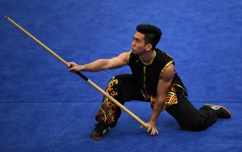 Wushu Akhirnya Sumbang Medali untuk Indonesia