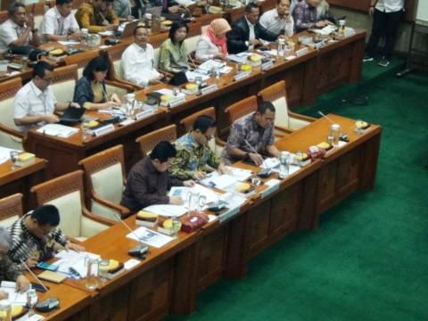 Menteri BUMN Akhirnya Diizinkan Masuk DPR
