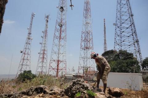 Pemerintah Kebut Infrastruktur Jaringan 4G