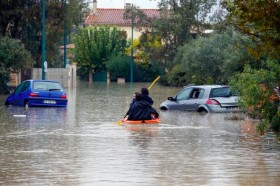 Banjir Sebabkan Warga Prancis Tewas