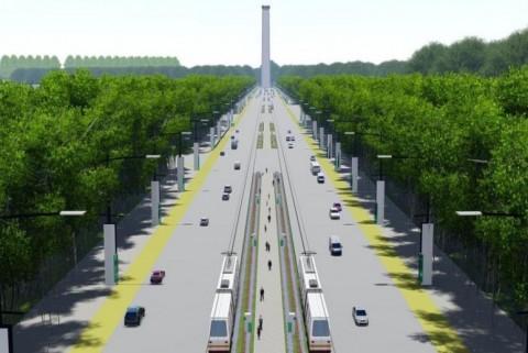 Govt Receives 292 Capital City Designs
