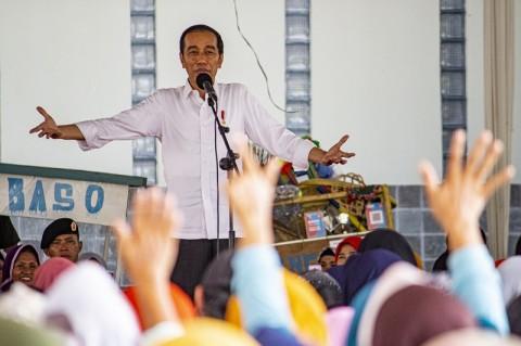 Jokowi Merasa Dijerumuskan