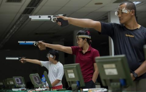 Indonesia Tambah Dua Emas dari Menembak