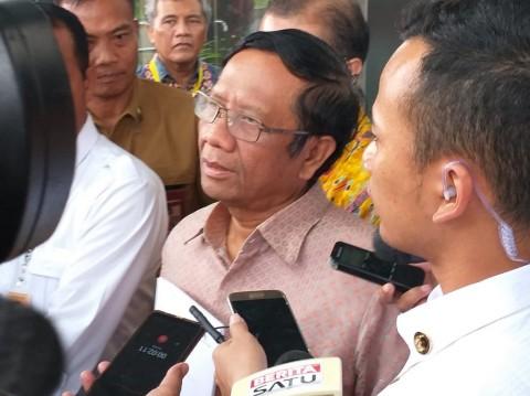 Mahfud MD Imbau Menteri Lapor LHKPN