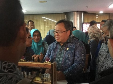 Kemampuan Riset Indonesia Menurun