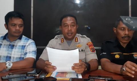 Polisi Pulangkan Empat Orang Pembawa Bendera Bintang Kejora