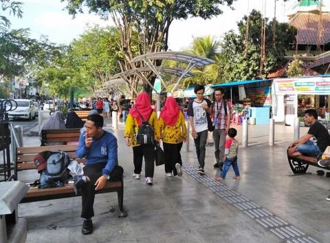 Yogyakarta Tambah Kantong Parkir untuk Liburan Nataru