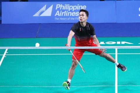 Anthony Ginting Pastikan Indonesia Melaju ke Final