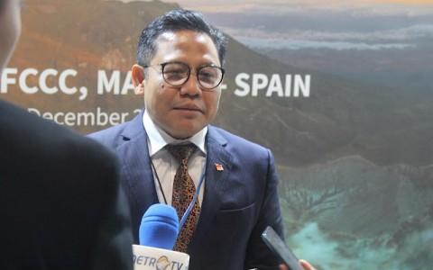 Cak Imin Minta Indonesia Ngotot di COP25
