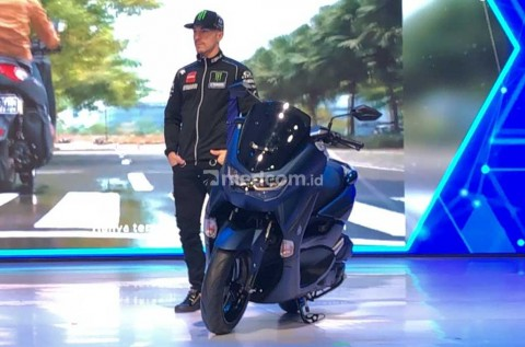 Fitur Gokil All New Yamaha Nmax 155