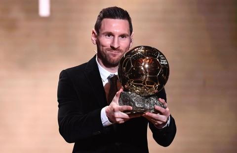 Lionel Messi Sabet Ballon d'Or 2019