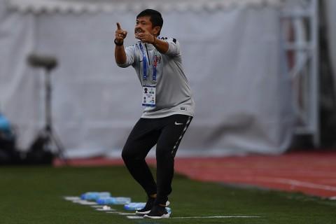 Lupakan Kekalahan, Indra Sjafri Minta Timnas U-23 Fokus Hadapai Brunei
