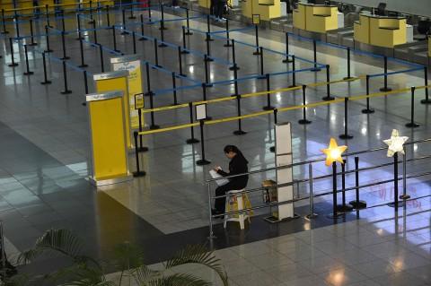 Topan Kammuri Hantam Filipina, Memaksa Penutupan Bandara Manila