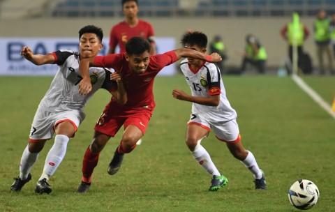 Statistik Pertemuan Timnas U-23 vs Brunei