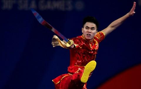 Giliran Edgar Xavier Sumbang Emas untuk Indonesia
