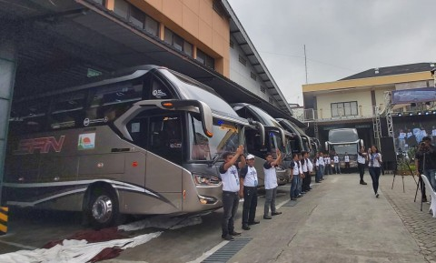 Transportasi Bus Harus Berbenah agar Tak Kalah Saing
