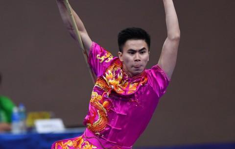 Wushu Kembali Sumbang Emas untuk Indonesia