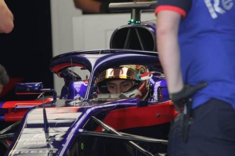 Lagi, Sean Dapat Kepercayaan Jajal Mobil F1