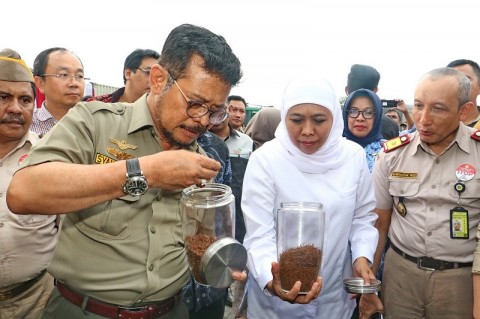 Khofifah Believes East Java's Export Target Can be Reached