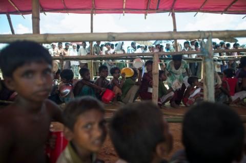 400 Ribu Anak Rohingya Tidak Mendapatkan Akses Pendidikan
