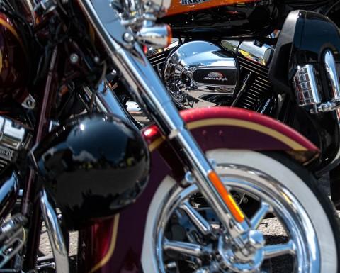 Karyawan Garuda Diduga Selundupkan Onderdil Harley-Davidson