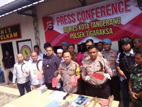 Kabupaten Tangerang Darurat Tawuran Antarpelajar