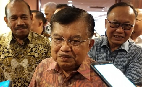 Kalla Says Airlangga, Bamsoet Will be United