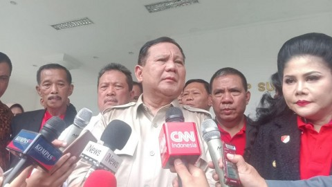 Prabowo Berharap Anggaran Belanja Alutsista Ditambah