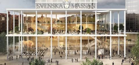 Hotel dengan Rancangan Spektakuler di Swedia