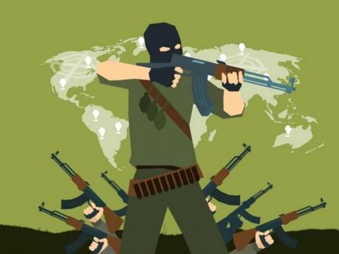 Senjata KKB Diamankan Polres Lhokseumawe Usai Baku Tembak