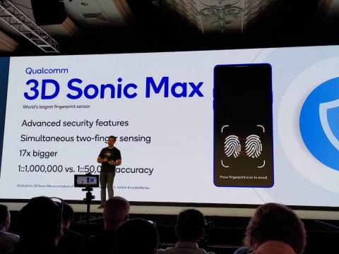 Pemindai Sidik Qualcomm 3D Sonic Max, Kenapa Lebih Canggih?