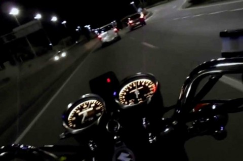 Trik Berkendara Aman di Malam Hari