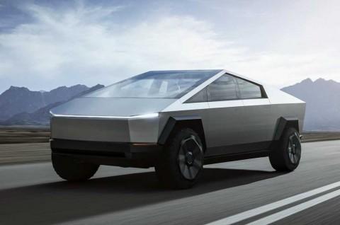 Tesla Cybertrucks Bakal Mobil Polisi Meksiko dan Dubai
