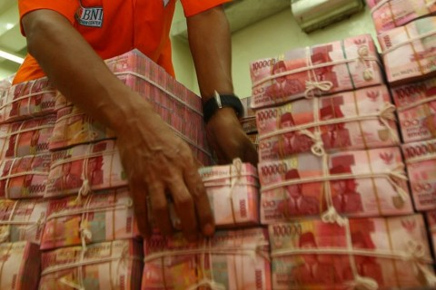 Rupiah Pagi Pamer Kekuatan di Rp14.110/USD