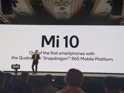 Xiaomi Mi 10 Jadi yang Pertama Pakai Snapdragon 865