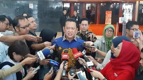 Bamsoet Tak Akan Digeser dari Kursi Ketua MPR