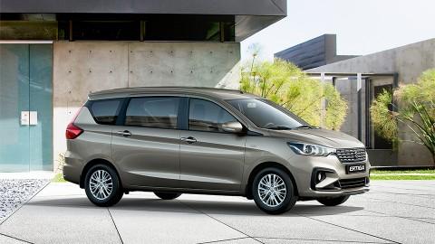 Suzuki Ertiga Bersiap Transformasi Menjadi Mobil Listrik
