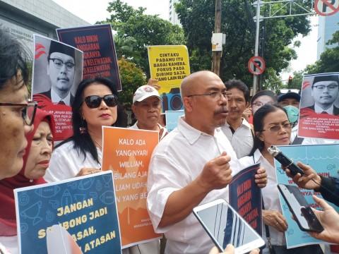 Legislator DKI Diminta Mencontoh Keberanian William