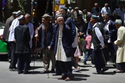 DPR AS Loloskan Undang-Undang Mendukung Uighur di Tiongkok