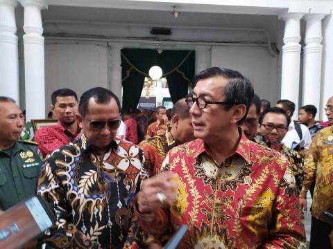 130 Desa Sadar Hukum di Jawa Barat Diresmikan