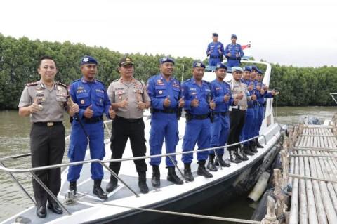 Polresta Tangerang Tingkatkan Patroli di Perairan