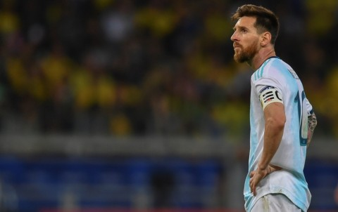 Scaloni Berharap Copa America 2020 bukan yang Terakhir Bagi Messi