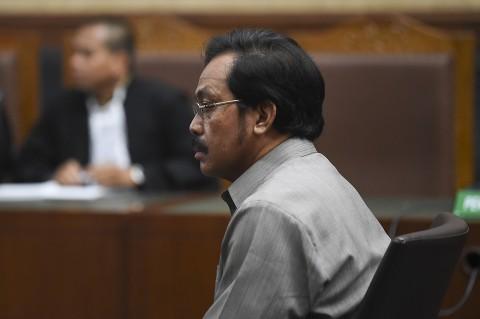 Gubernur Nonaktif Kepri Didakwa Terima Gratifikasi Rp 4,22 M